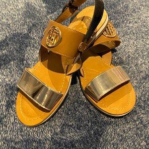 Tommy Hilfiger Sandals Size. 6 Brand new.